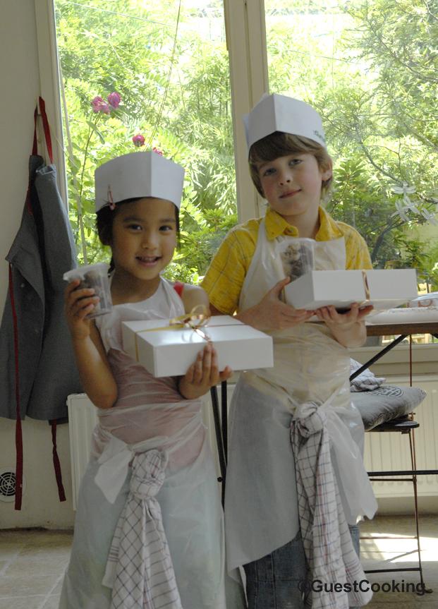 Ateliers enfants guestcooking cours de cuisine - Cours de cuisine parent enfant paris ...
